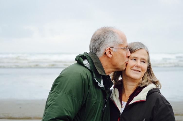 cặp đôi già
