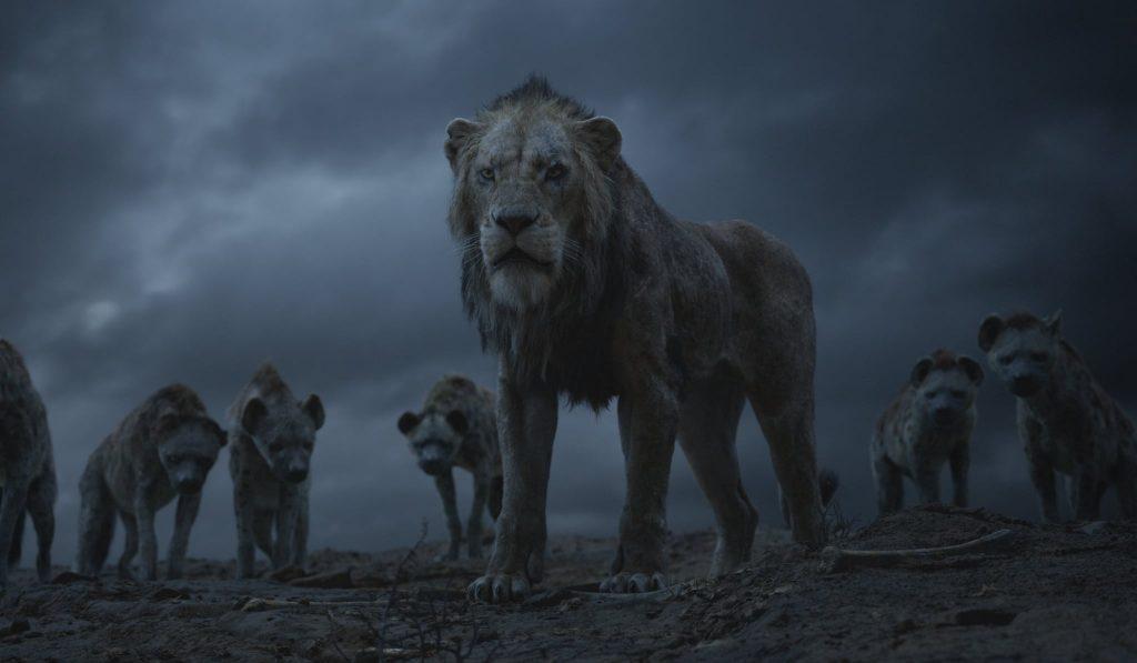 scar trong lion king