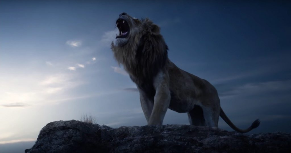 vua sư tử simba