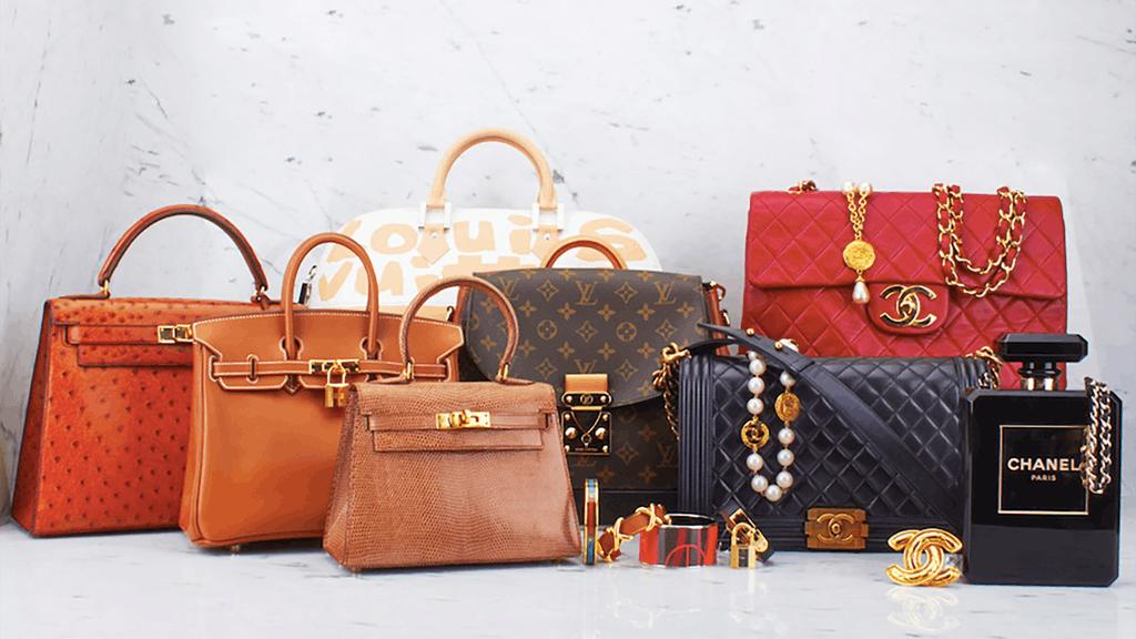 Bộ sưu tập túi xách theo phong cách vintage