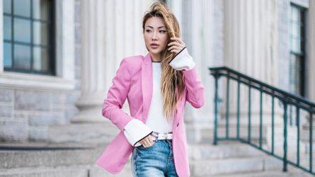 Thiết kế blazer nào tôn lên ưu điểm vóc dáng của bạn?