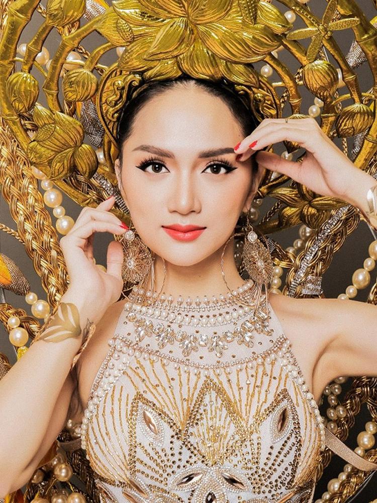 ELLE STYLE AWARDS 2019 - ca sĩ Hương Giang 02