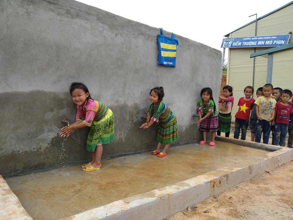 waterful sharing 2018 - trẻ em hà giang