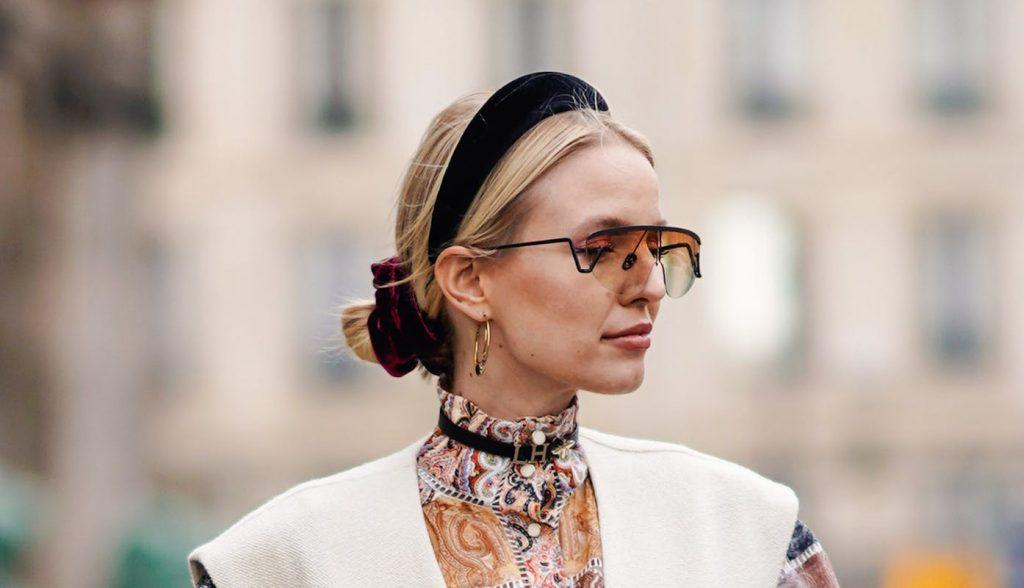Băng đô headband thương hiệu cuat Blair trong phim Gossip Girls