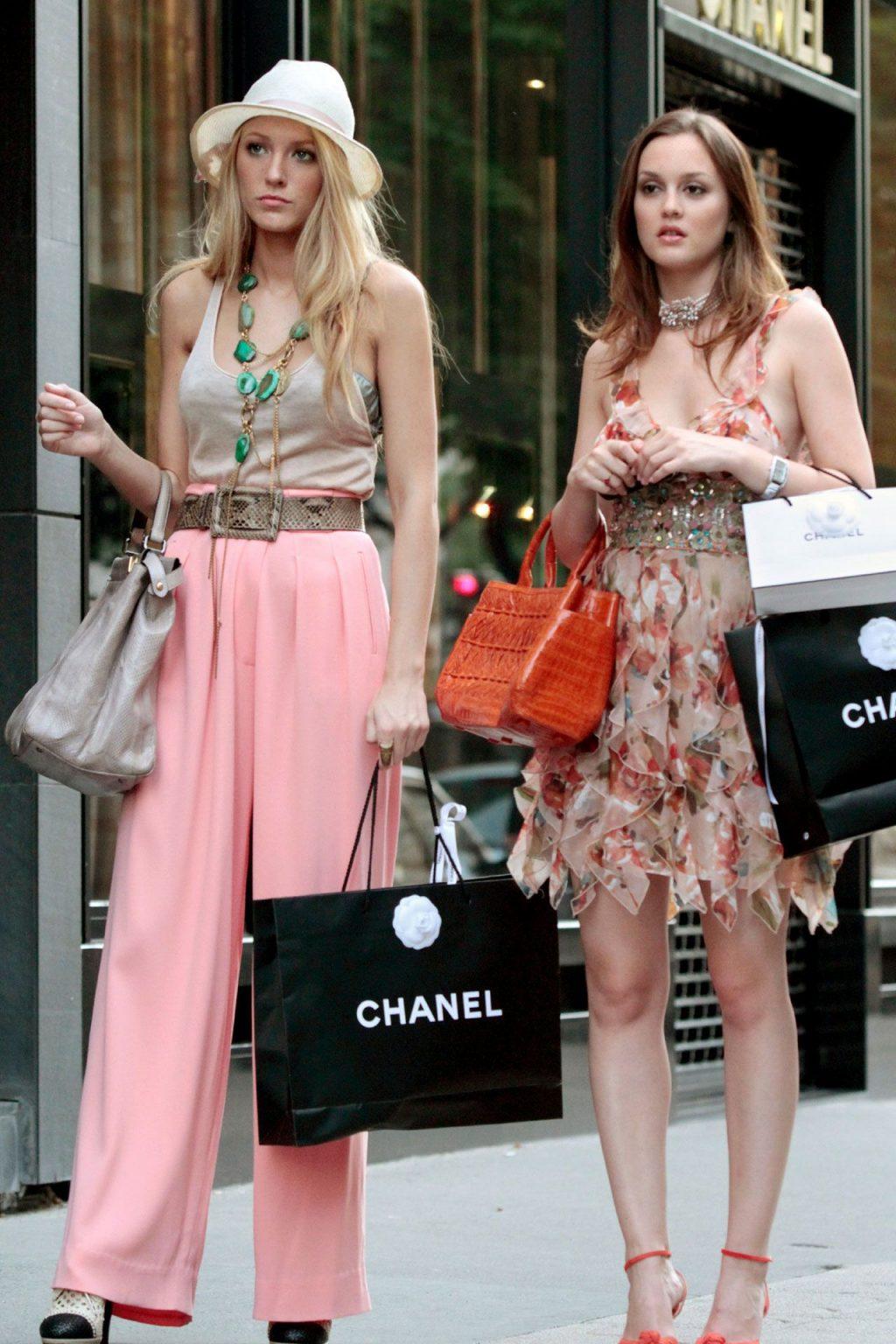 Phân cảnh mang tính biểu tượng trong Gossip Girls