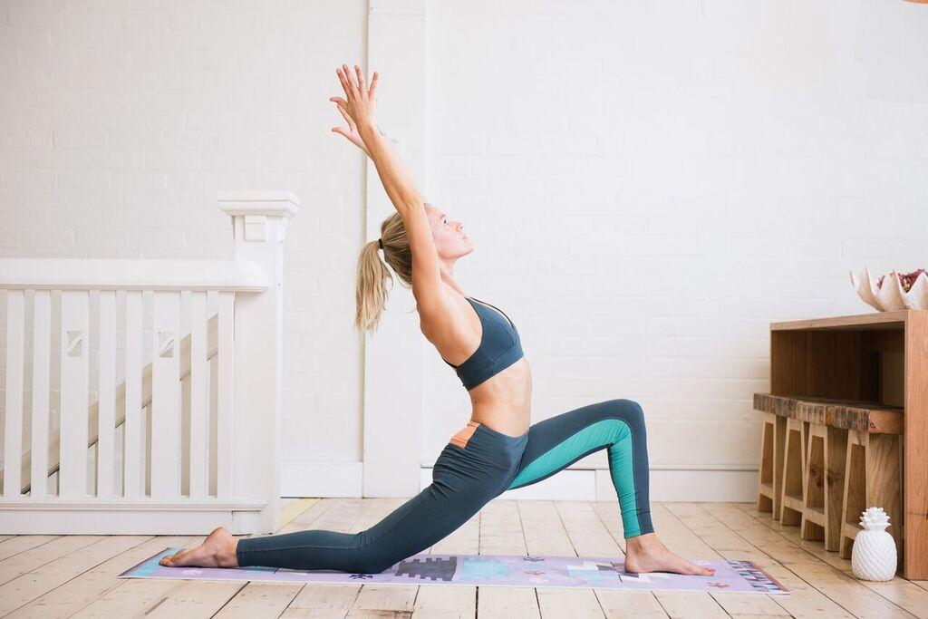 bài tập yoga giải nhiệt mùa hè