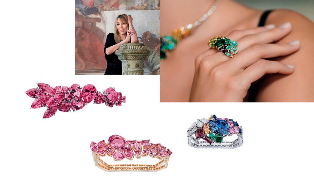 bộ sưu tập trang sức cao cấp Dior