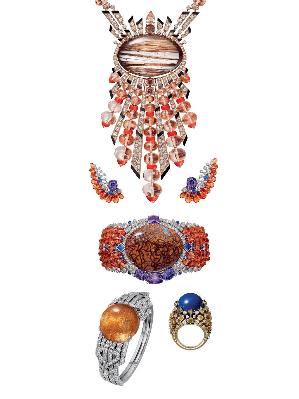 bộ sưu tập trang sức cao cấp Cartier