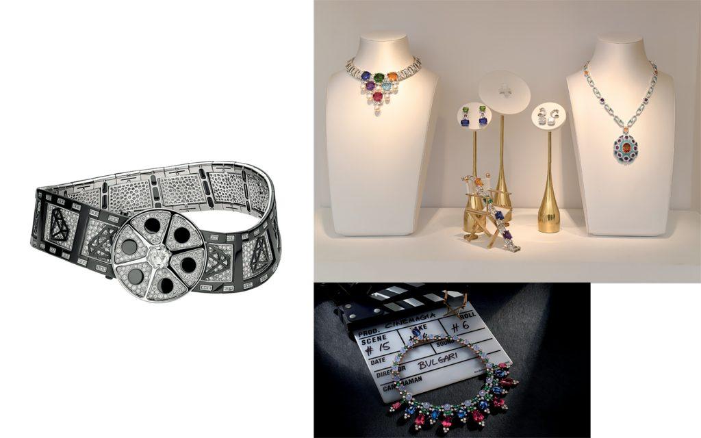 bộ sưu tập trang sức cao cấp Bvlgari