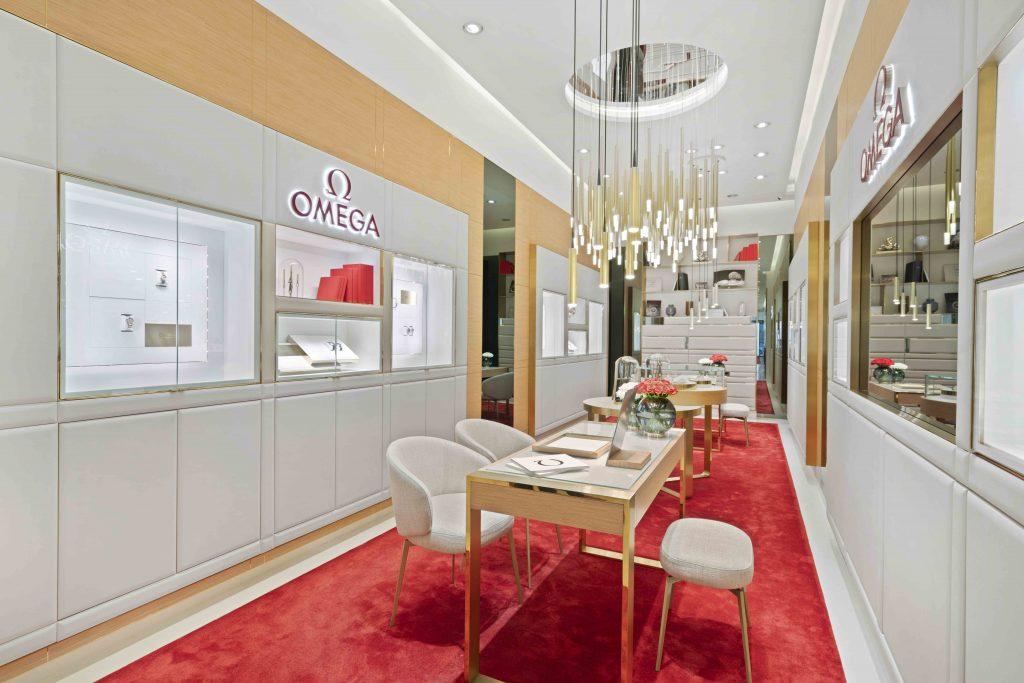 omega khai trương cửa hàng đồng hồ ở tphcm 8