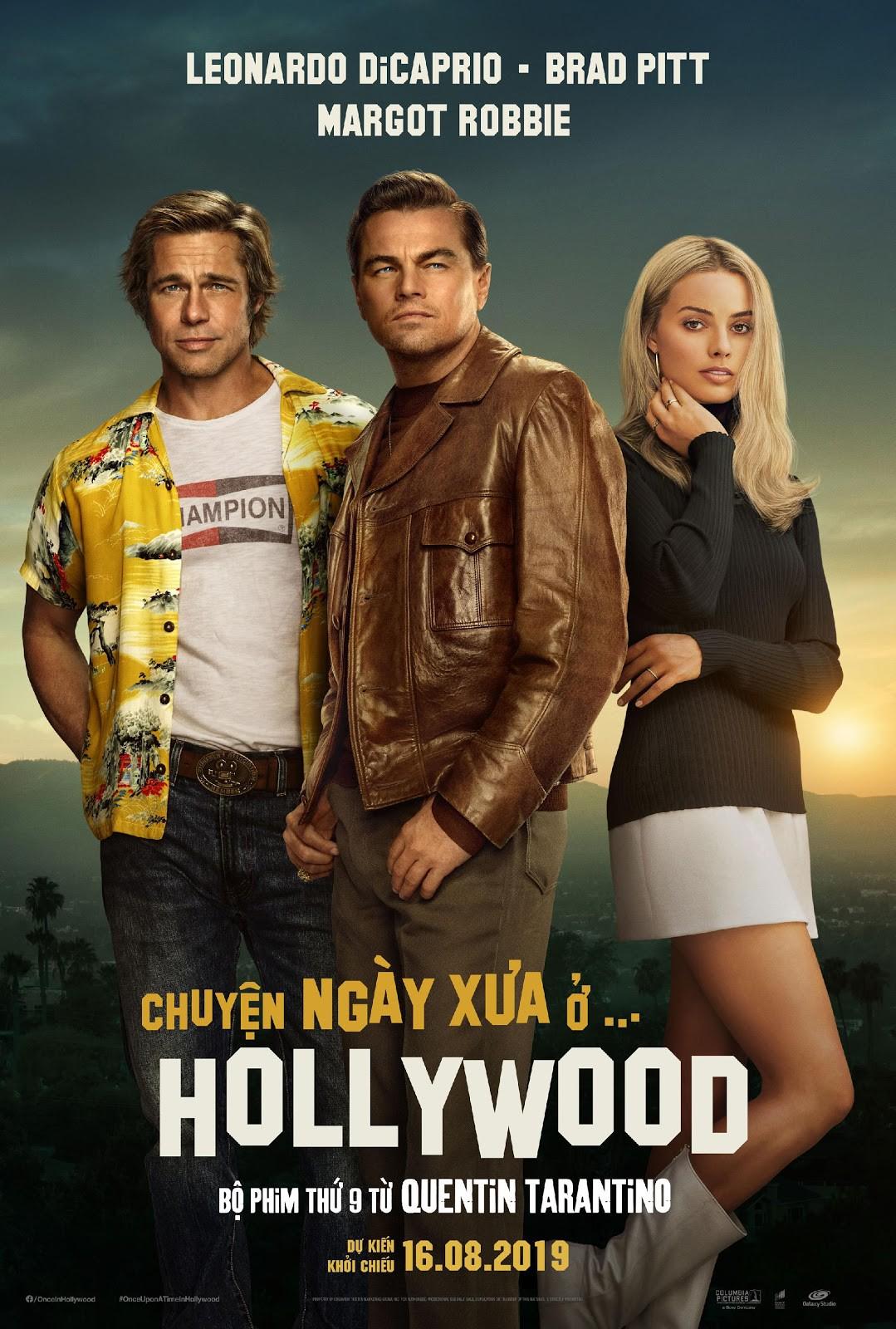 phim chuyện ngày xưa ở hollywood