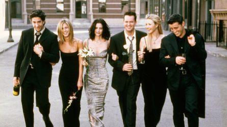 """""""Những người bạn"""" phim Friends ngày ấy bây giờ ra sao?"""