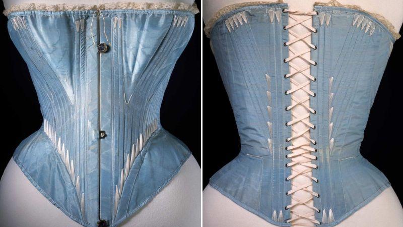 nịt eo Victoria corset