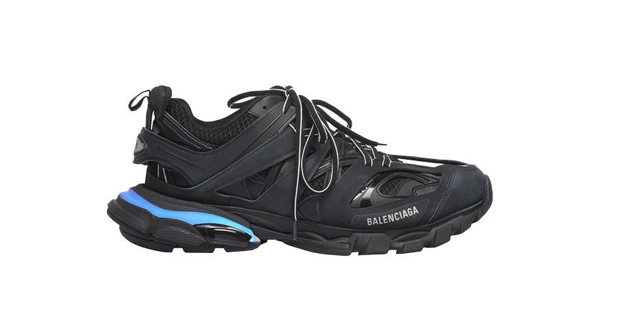 giày sneakers Balenciaga Track LED