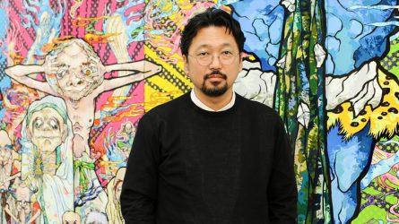 """Cảm hứng Takashi Murakami: Từ văn hóa """"otaku"""" đến sức sống nghệ thuật đương đại"""