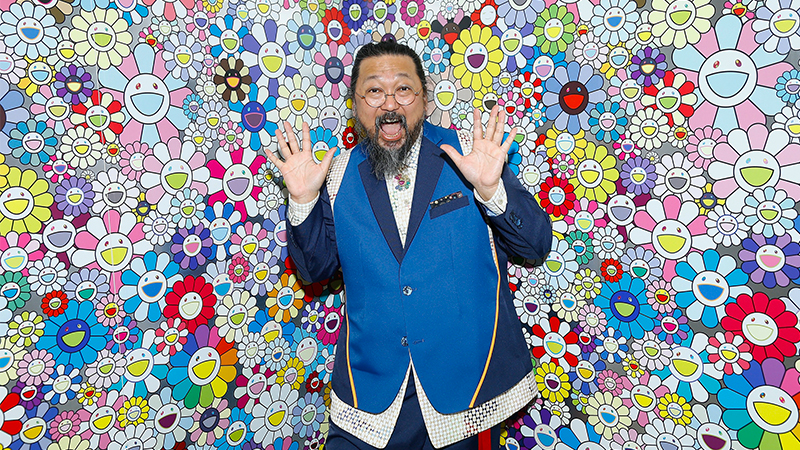 Takashi Murakami feature