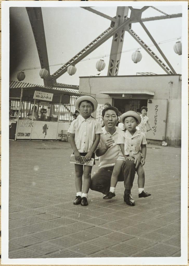 Takashi Murakami thời bé 01
