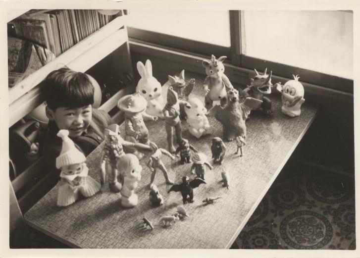 Takashi Murakami thời bé