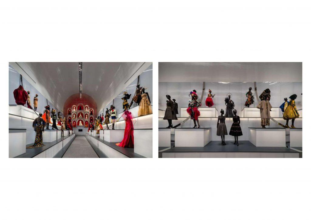 Triển lãm Dior tại Bảo tàng nghệ thuật Dallas