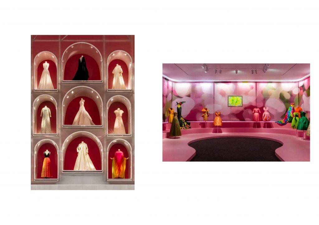 Triển lãm hình ảnh và thời trang Dior tại Dallas