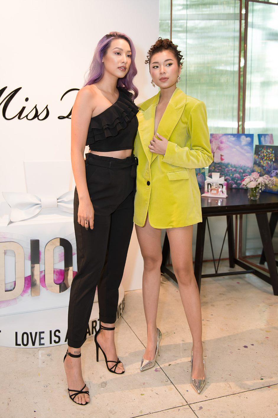 đồng ánh quỳnh Miss Dior