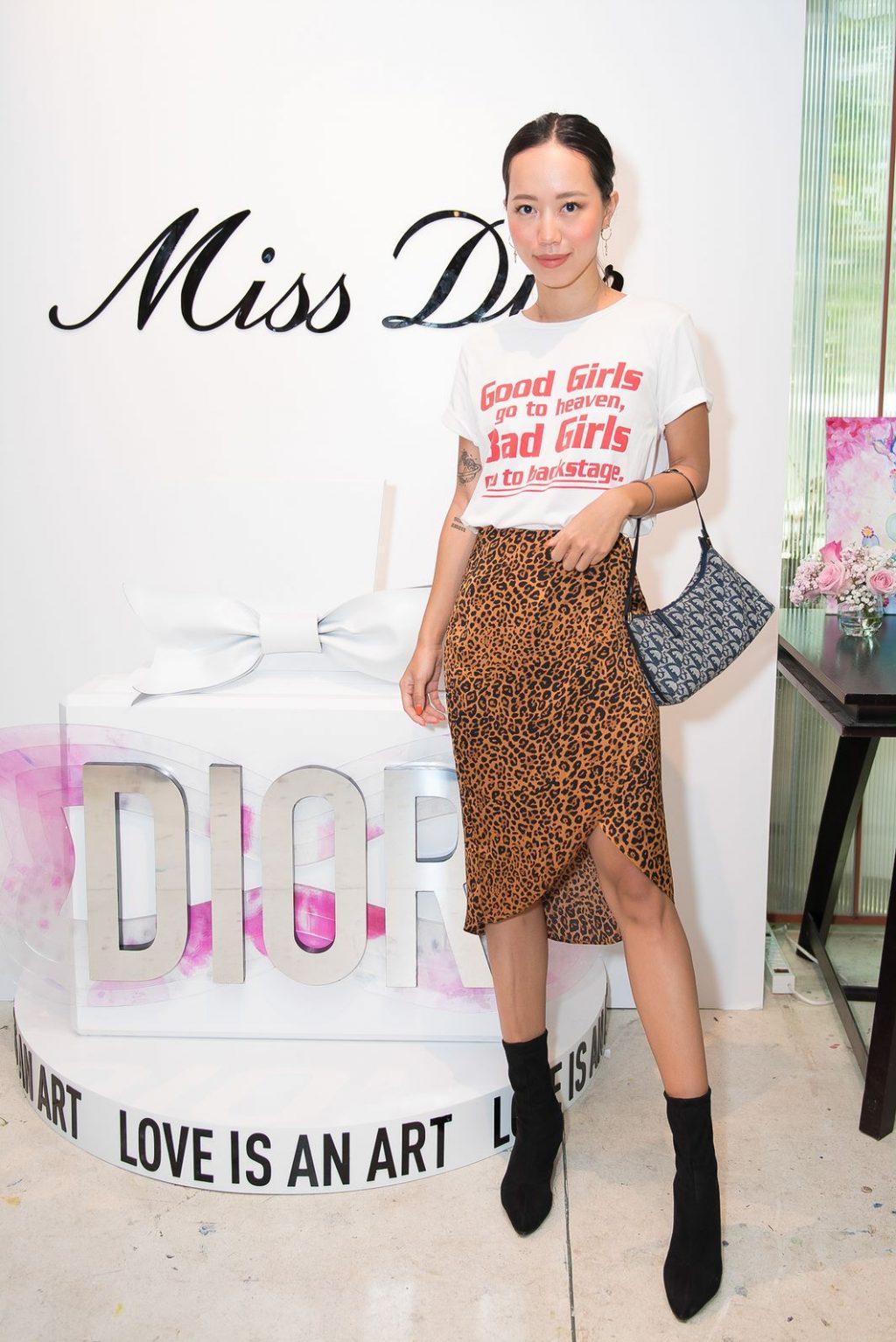 Dressmonsta miss dior