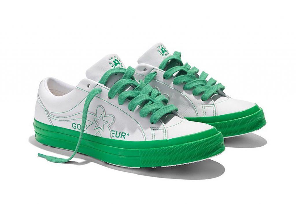Giày Converse xanh