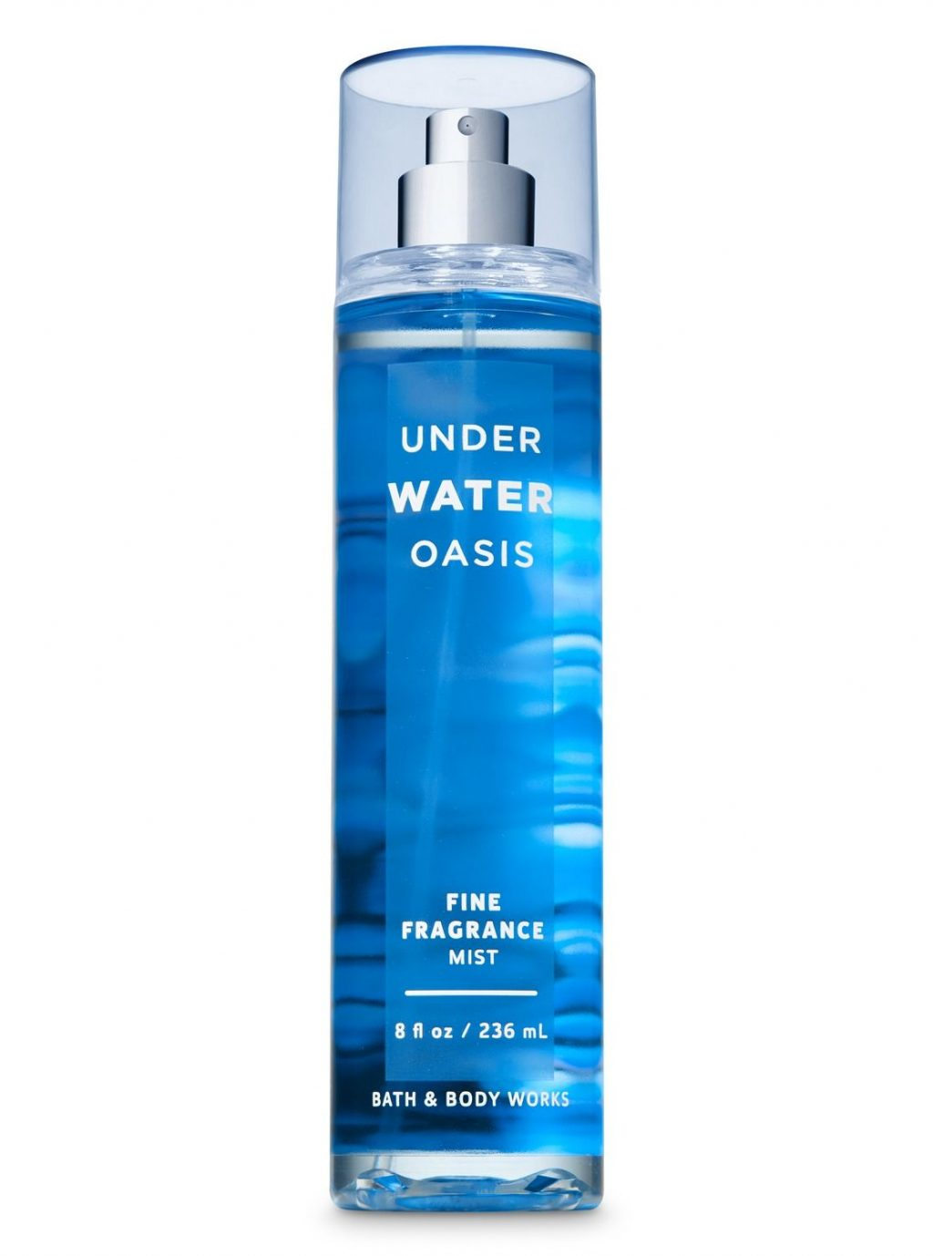 xịt thơm toàn thân Bath & Body Works Underwater Oasis