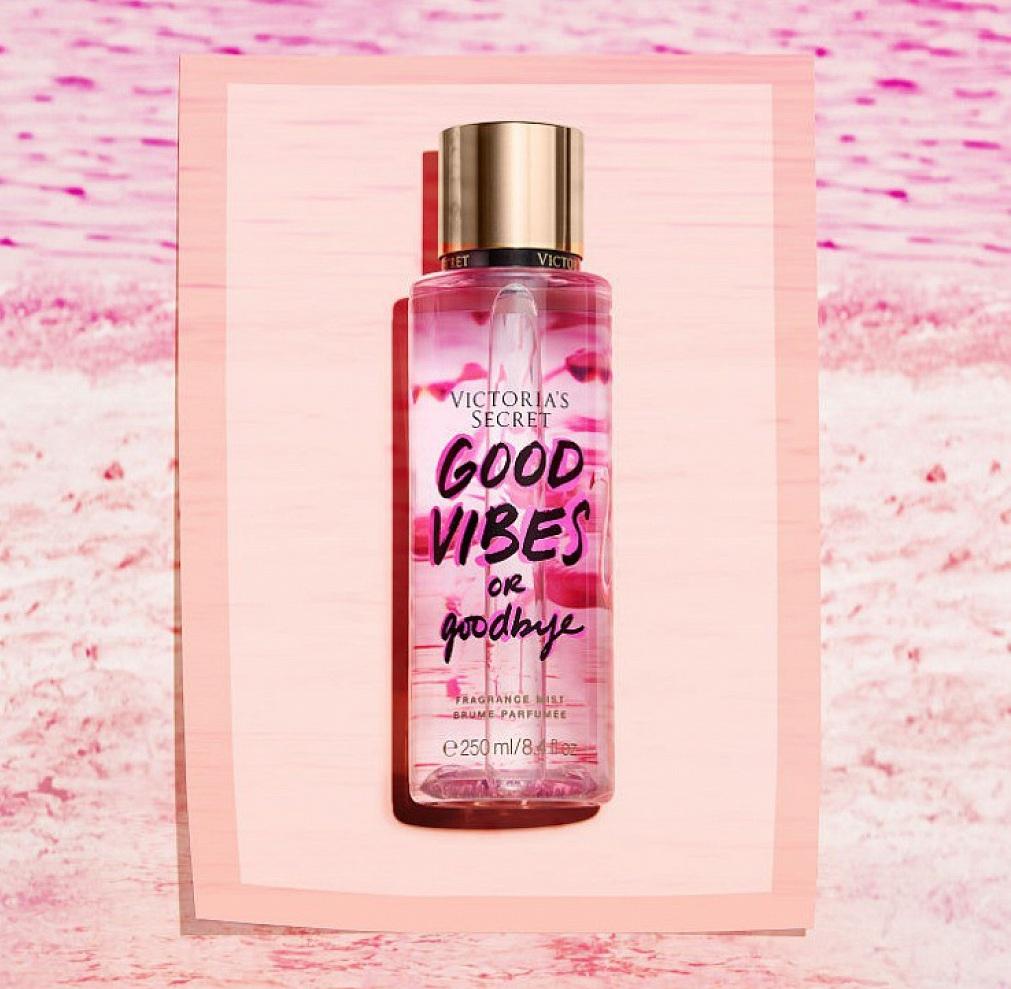 xịt thơm toàn thân Victoria Secret Good Vibe