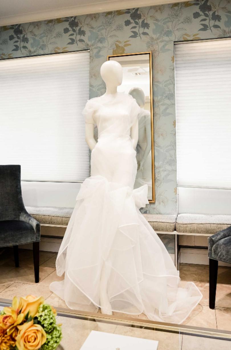 BST cưới đầu tay của PHUONG MY với tên gọi: Espoir – Hy vọng.