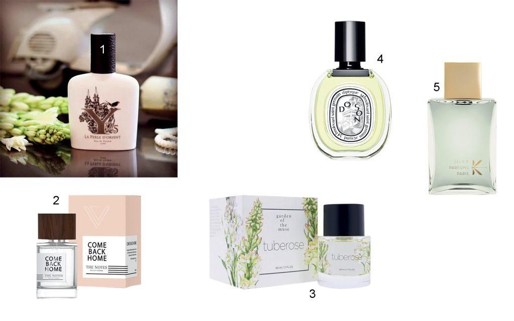 mùi hương 6