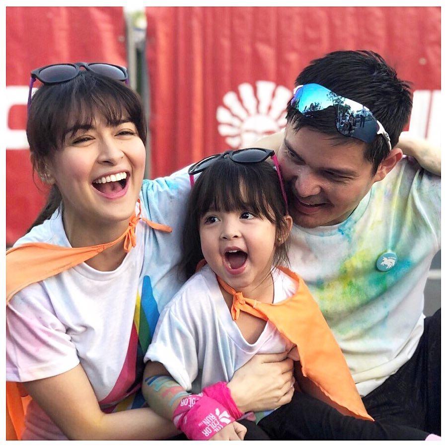 Gia đình Marian Dingdong