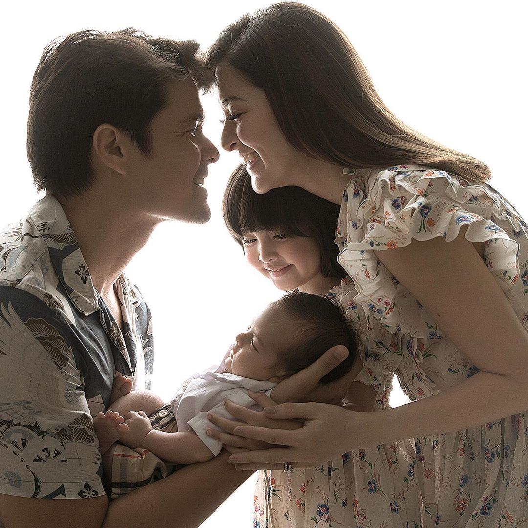gia đình marian rivera dingdong dantes 04