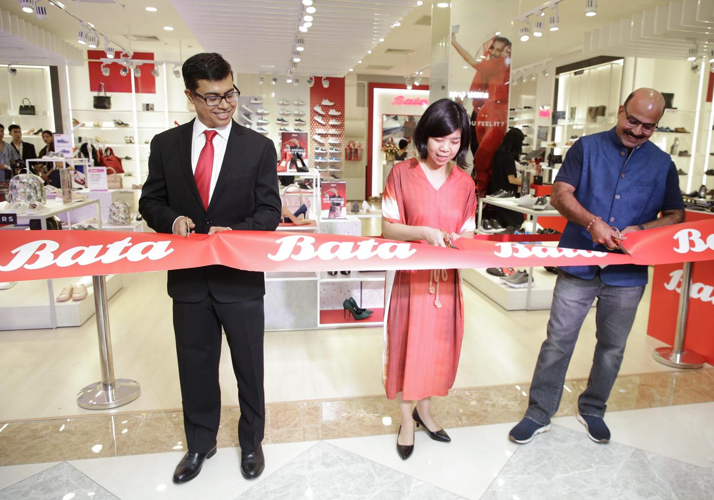bata vietnam khai trương cửa hàng mới 1