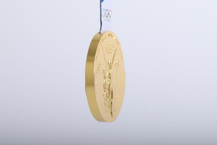 huy chương vàng olympic tokyo 2020