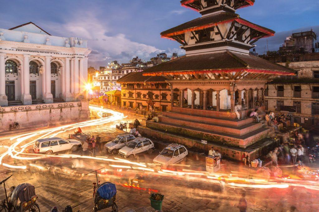 quảng trường kathmandu
