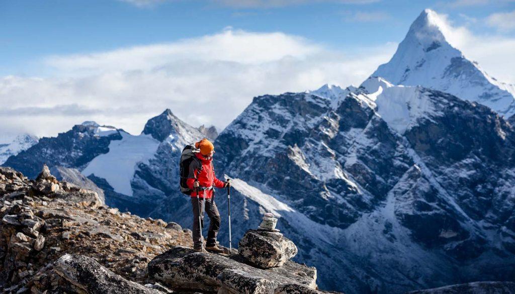 trekking ở nepal