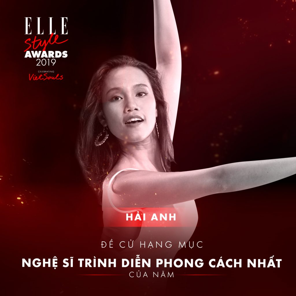 ELLE-STYLE-AWARDS-2019- Hải Anh-