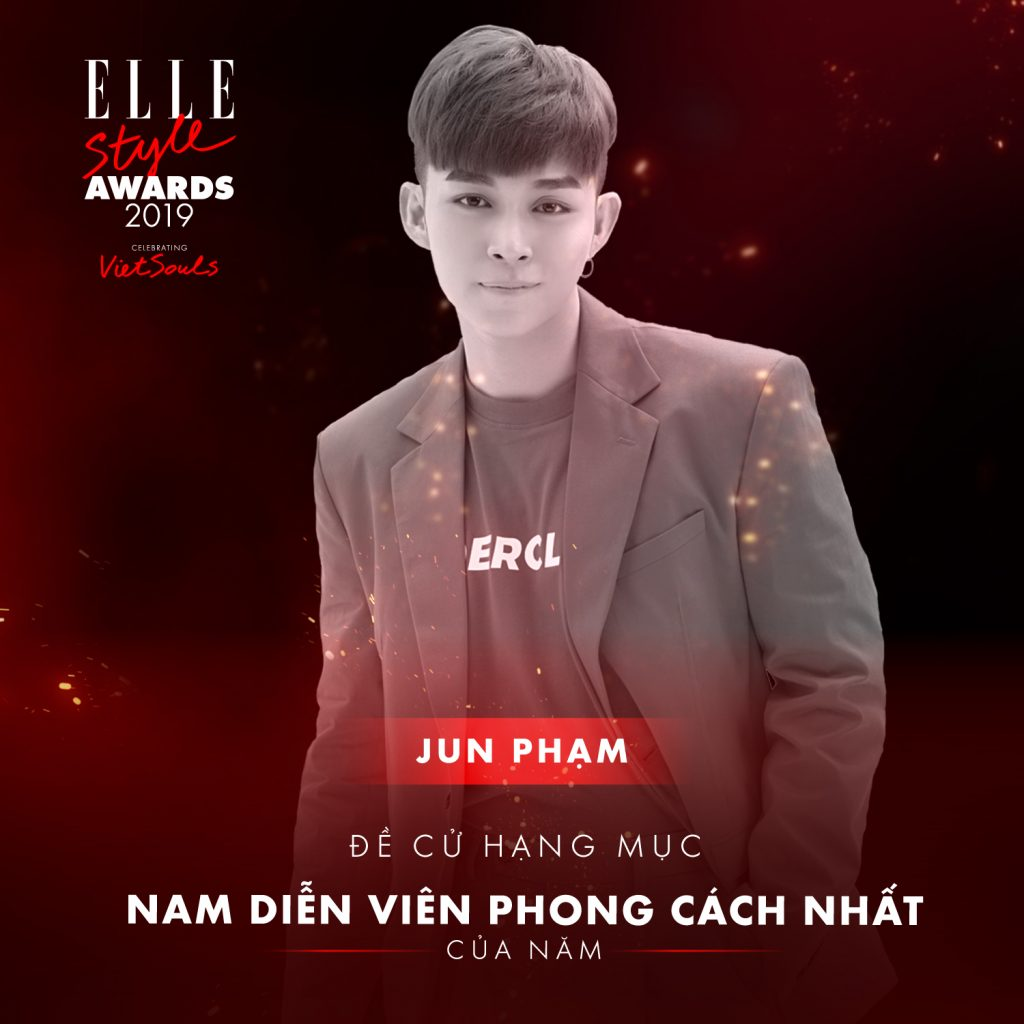 ELLE-STYLE-AWARDS-2019- Jun Phạm-