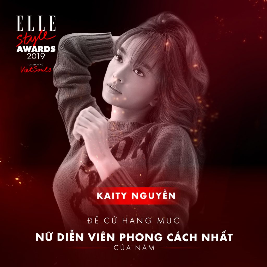 ELLE-STYLE-AWARDS-2019- Kaity Nguyễn-