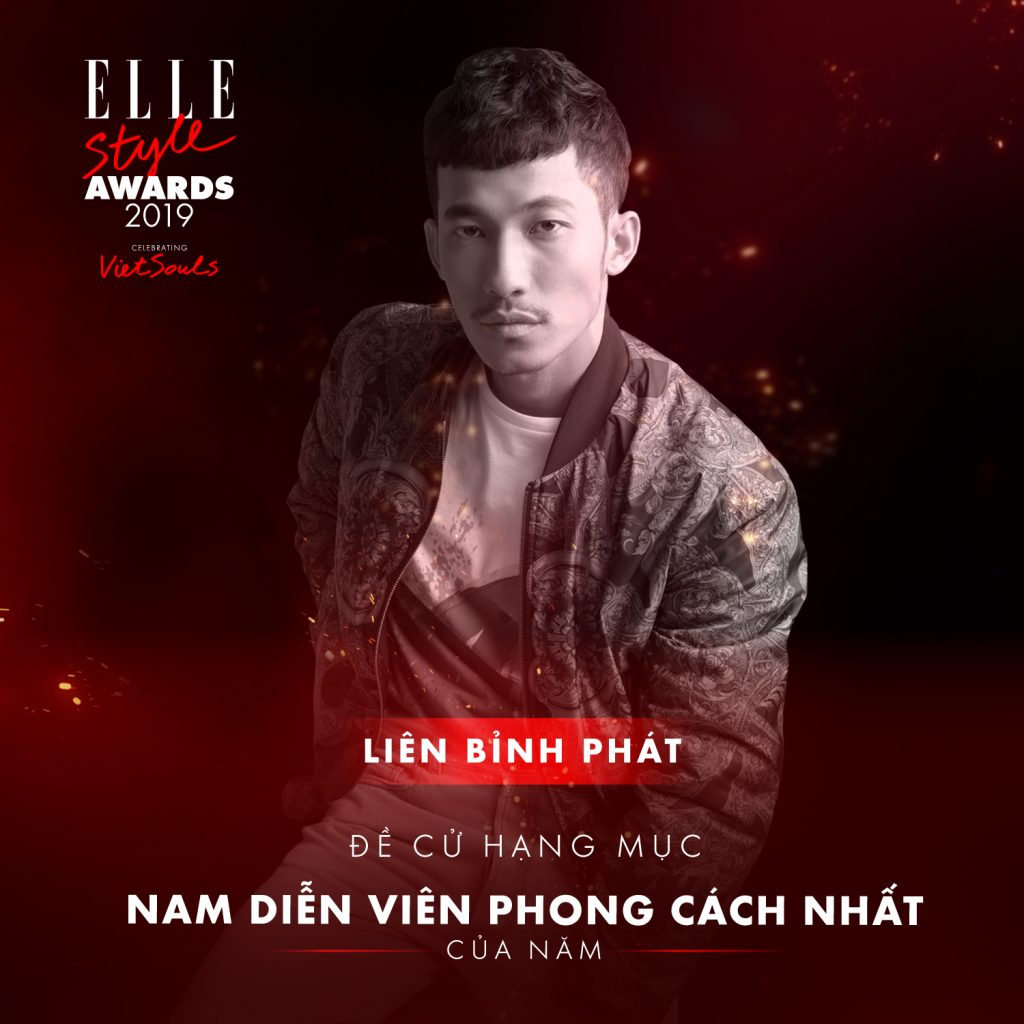 ELLE-STYLE-AWARDS-2019- Liên Bỉnh Phát-