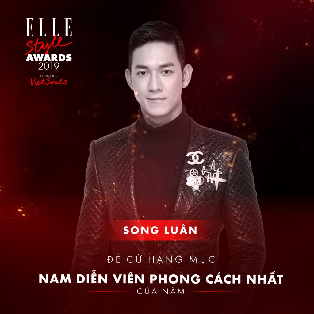 ELLE-STYLE-AWARDS-2019- Song Luân-