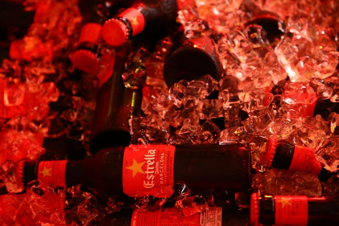 bia estrella ướp lạnh