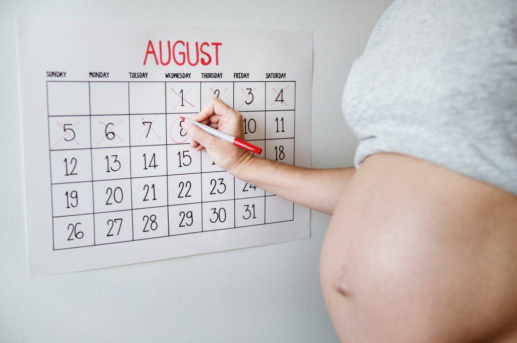 mang thai - nguyên nhân chậm kinh