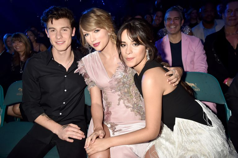 shawn taylor swift và camila