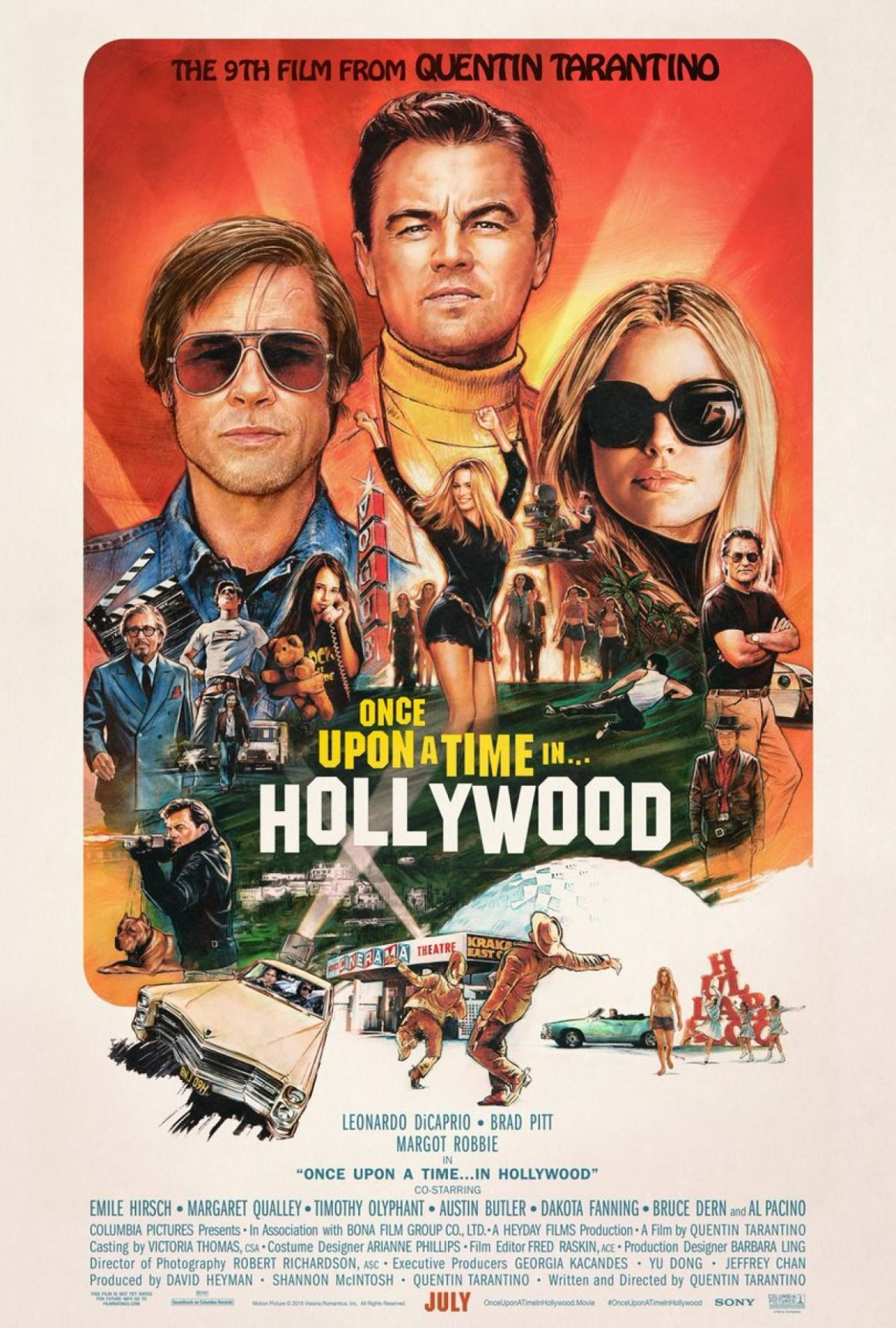thời trang trong phim Once Upon a Time in Hollywood 2