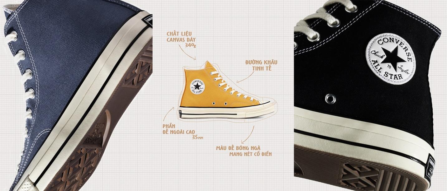 Giày Converse Chuck 70 Classic