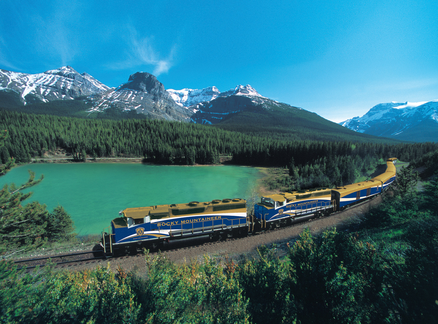canadian rockies trains