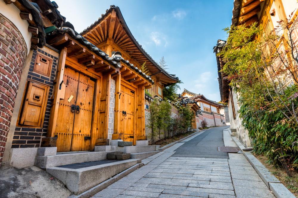 làng bukcheon