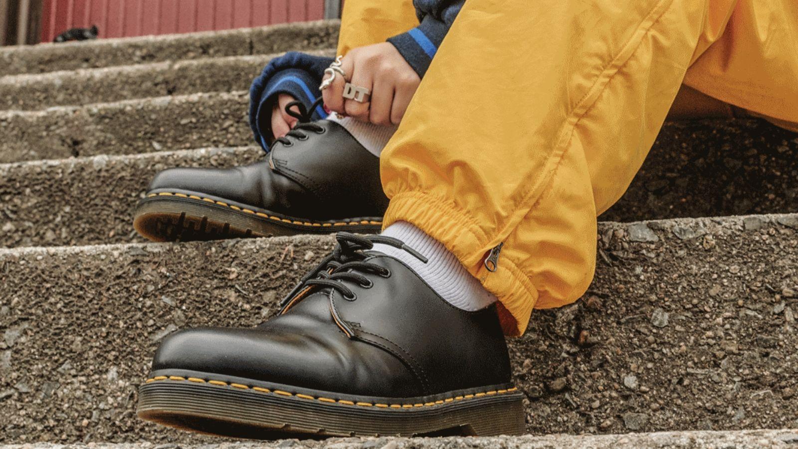 Dr Martens giày thuần chay